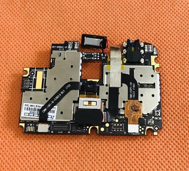 لوحة أم مستعملة أصلية 4G RAM + 64G ROM لوحة أم لثل نايت 2 MTK6750 ثماني النواة 6.0 بوصة شحن مجاني