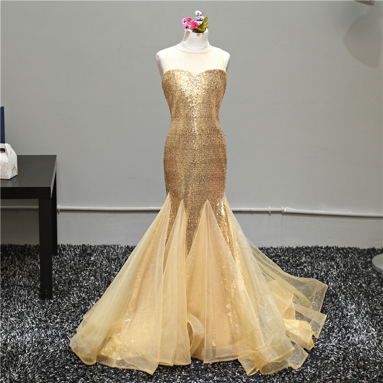 Custom-made Princess Girls Mermaid Dress Communion Birthday Party Girls Catwalk Wedding Gowns Sleeveless Sequined Dresses JF563Custom-made Princess Girls Mermaid Dress Communion Birthday Party Girls Catwalk Wedding Gowns Sleeveless Sequined Dresses JF563