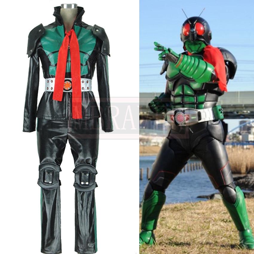 Kamen Rider Masked Rider 1 Cosplay Costume Custom Made For Halloween Christmas