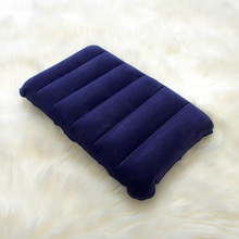Pillow Home Cushion Sofa Folding Outdoor Travel To Plane Inflatable 1pc Hotel Carry Easy