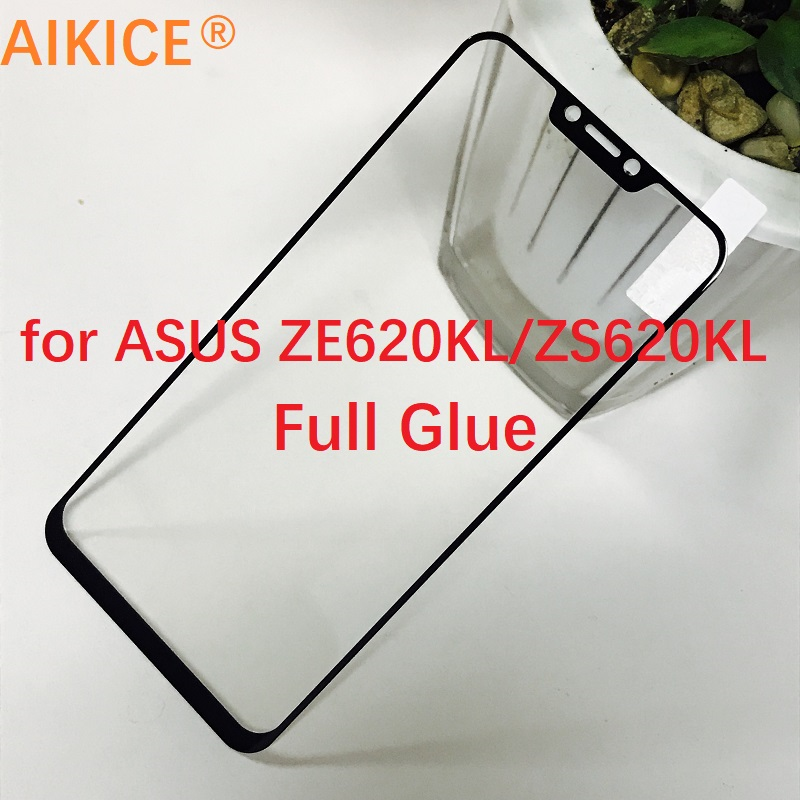 ZE620KL Tempered Glass Full Cover Screen Protector For Asus Zenfone 5 ZE620KL ZS620KL Tempered Glass Full Glue Protective Film