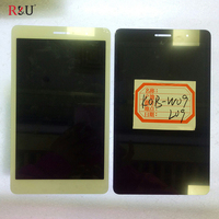 LCD Display Panel Touch Screen Digitizer Assembly For Huawei Honor Play Meadiapad 2 KOB L09 MediaPad
