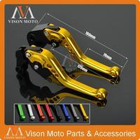 CNC 3 Finger Pivot Brake Clutch Levers For Honda VF750S Sabre VFR750 VFR800F VTR1000F Firestorm CBF1000