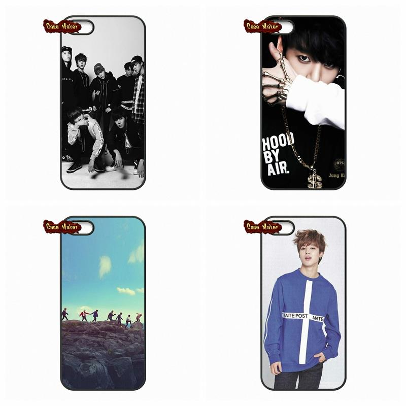 Bangtan Boys BTS Korean Hip Hop Kpo Case For Sony Xperia Z Z1 Z2 Z3 Z3 ...
