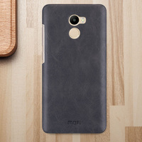 Xiaomi Redmi 4 Case MOFi Original PU Leather Capa Coque Cover For Xiaomi Redmi 4 Standard