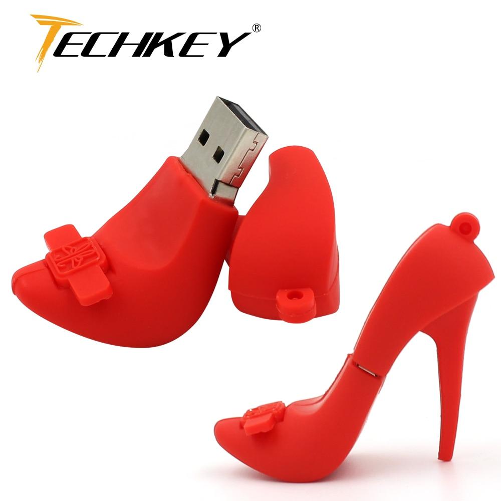 High Heels USB flash drive - 4 GB - 128 GB