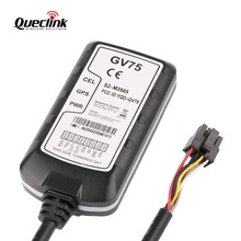Queclink GV75 Car GPS Tracker 2G GSM Vehicle Waterproof IP67 8V-32V Chipset Rastreador Tracking Device