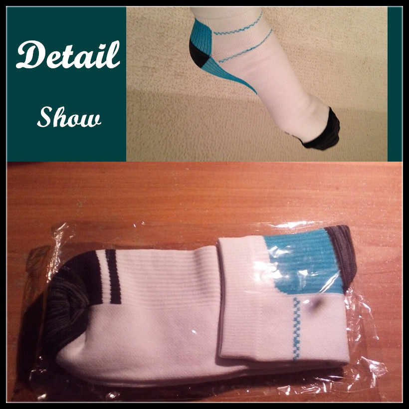 2Pairs Veins Socks Compression Socks With The Spurs For Plantar Fasciitis Arch Pain