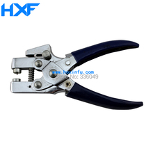 Jewelry Making Pilers Tool Quality Brand Hole Punch Puncher Cut Eyelet Plier (2-5mm Dia Hole) Punch and Eyelet Up to 25 Sheets