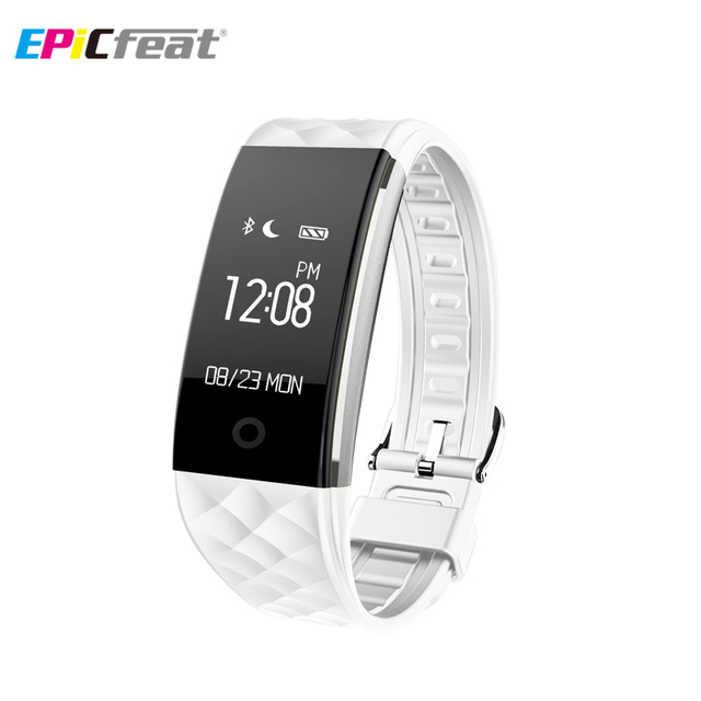 S2 Heart Rate Smart Wristband for Android iOS Sport Remote Camera Bluetooth Waterproof fitness Smart Wristband