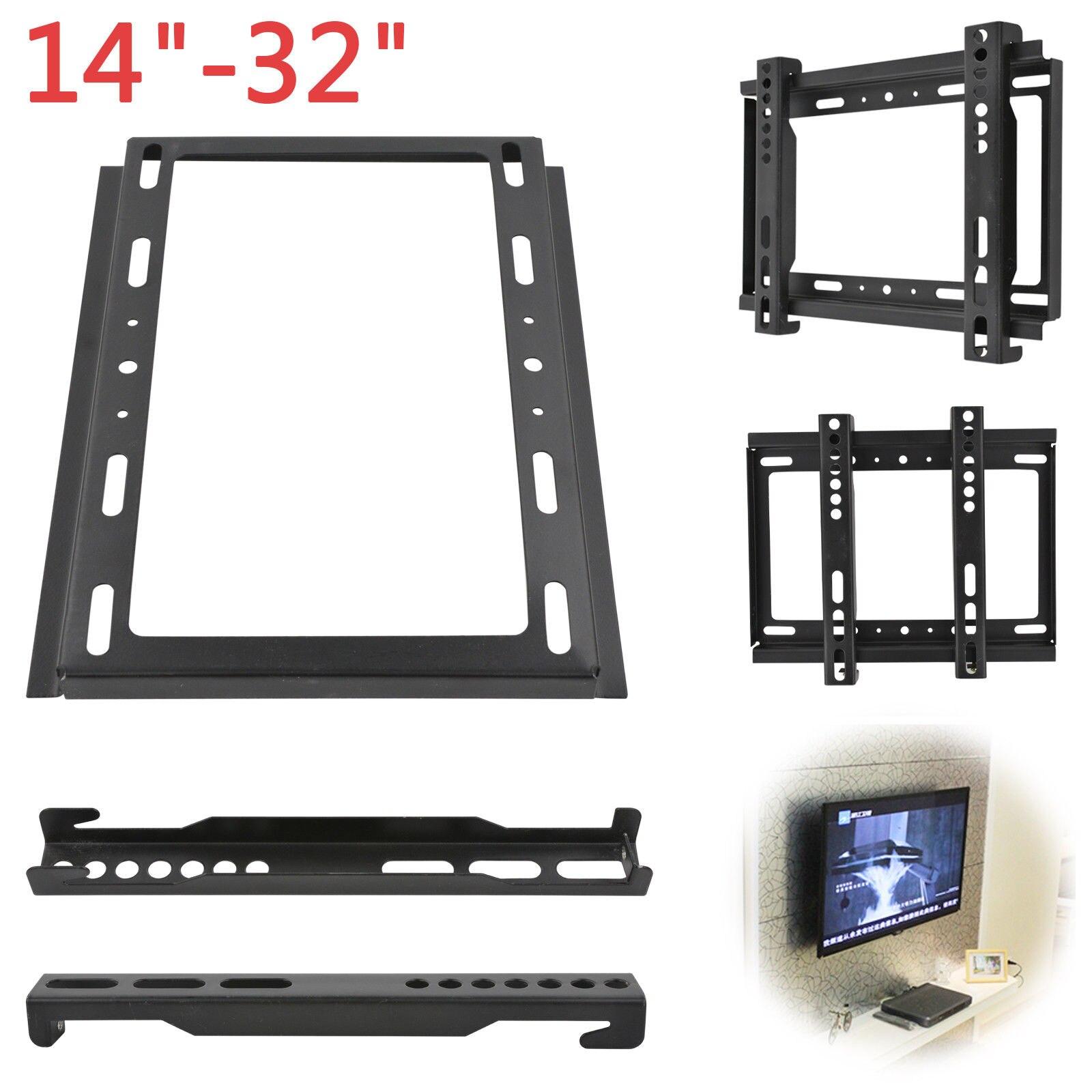tv wall bracket mount tilt swivel 14 16 19 21 23 26 32 inch flat led lcd monitortv wall bracket mount tilt swivel 14 16 19 21 23 26 32 inch flat led lcd monitor