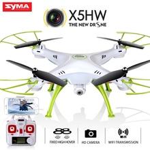 D'origine Syma Drone avec Caméra HD X5HW (X5SW Mise À Niveau) FPV 2.4G 4CH RC Hélicoptère Quadcopter, Dron Quadrocopter Jouet