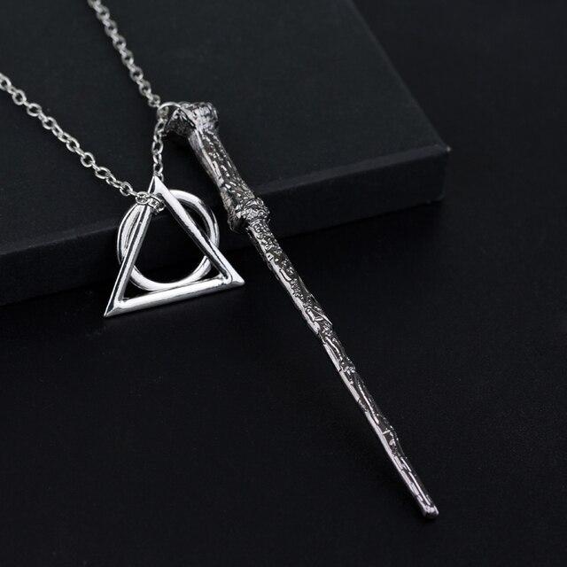 Triangle Set Necklace
