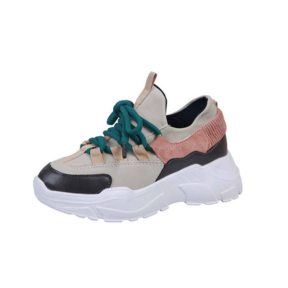 835a0b6522b 2018 Spring Autumn Women Casual Shoes Comfortable Platform Shoes Woman  Sneakers Ladies Trainers Chaussure Femme