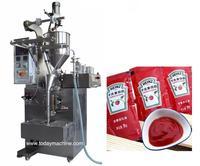 Vertical Automatic Paste Sachet Packing Machine/tomato Sauce Filling Sealing
