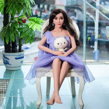 125cm Michiko Perfect Lover Big Tits Lifelike Real Silicone Sex Doll Charming Big Breast Ass Sex Partner Adult Products Sex Shop