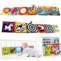 Розничная Детские Toys Детские ткань книги знания вокруг мультитач многофункционального весело и красочно Кровать Бампер