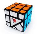 Dayan Bermudas Mars Plástico Triángulo Cubo Mágico Negro Perfecto Cerebro Educativa Teaster cubo mágico Rompecabezas de Juguete para Niños