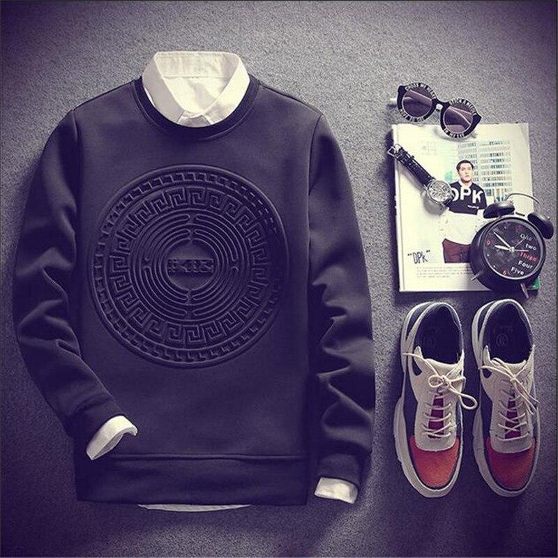 2019 New Fashion Men Sweatshirt  Are Print Men Cool Pullover  Men Sweatshirts Tracksuit Men