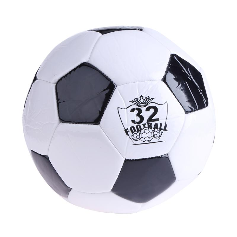HTB1ktgIfMLD8KJjSszeq6yGRpXap - ballon de footClassic Black White Size Soccer Ball Outdoor Sport Training Balls  200mm Football Germany Spain Football