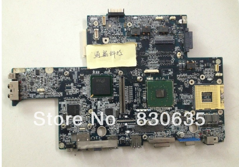 M15X motherboard tested by system LAPTOP CASE