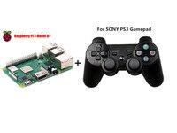 Original Raspberry Pi 3 Model B+ Wireless Bluetooth Gamepads Controller For SONY PS3 Gamepad