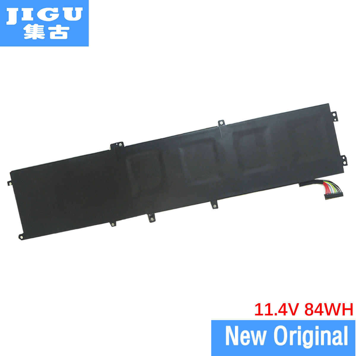 JIGU 11.4V 84WH original laptop Battery 1P6KD 4GVGH RRCGW for DELL for Precision 5510 XPS 15 9550 XPS15 9550 11 4v 84wh new original laptop battery for dell xps 15 9550 d1828t 1p6kd t453x 4gvgh precision 5510 xps15 9550 xps 15
