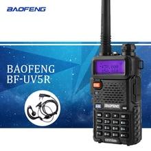 Baofeng uv5r Walkie Talkie uv-5r Dual Band Handheld 5W Two Way Radio Pofung UV 5R Walkie-Talkie Handheld Radio