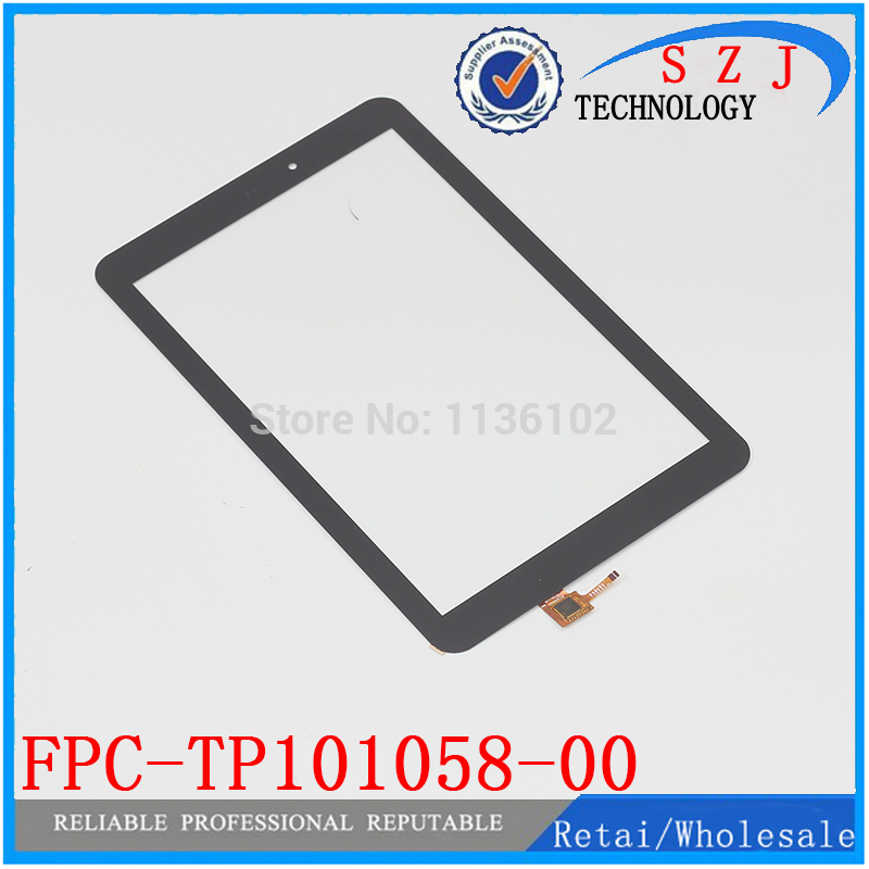 Original 10.1 inch Tablet PC FPC-TP101058-00 Capacitive touch screen panel Digitizer Glass Sensor replacement Free shipping brand new 10 1 inch touch screen ace gg10 1b1 470 fpc black tablet pc digitizer sensor panel replacement free repair tools