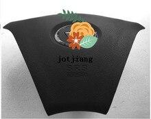 Крышка подушка безопасности автомобилей для широкого пара Chuanqi GS5 GS5S скорость Бо рулевого крышки, бесплатный отправить логотип, бесплатная доставка!