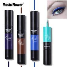 New 2 In 1 Double-ended Liquid Eyeliner Makeup Waterproof