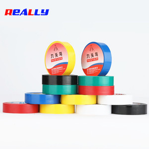 Image 2 - Электрическая изоляционная клейкая лента, водонепроницаемая ПВХ Ширина 18 мм, высокотемпературная лента 18 мм x 15 м