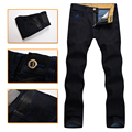 Billionaire italian couture jean men's 2016popular pure cotton commerce comfort excellent fabric embroidered male free shipping