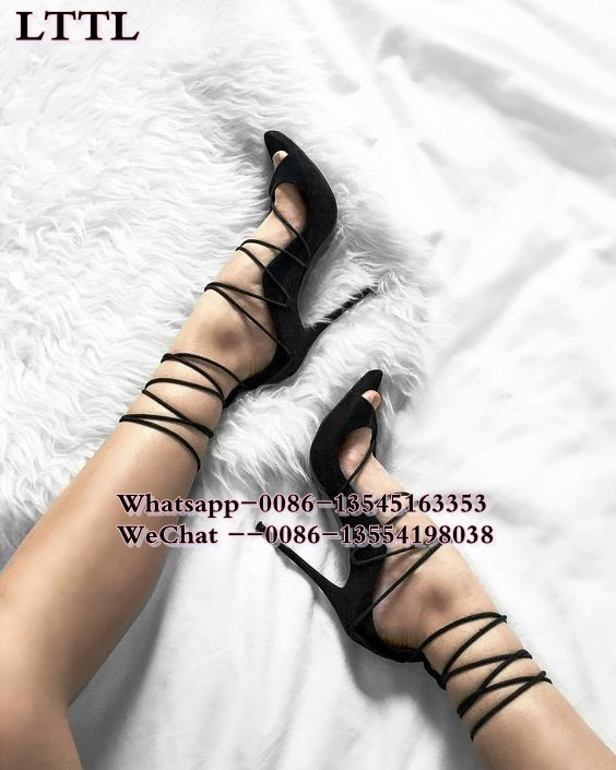 Hot Selling 2016 New Fashion grey black Fringe Sandals High Heel Gladiator Women Sandal Boots Dress Party Summer Shoes Woman