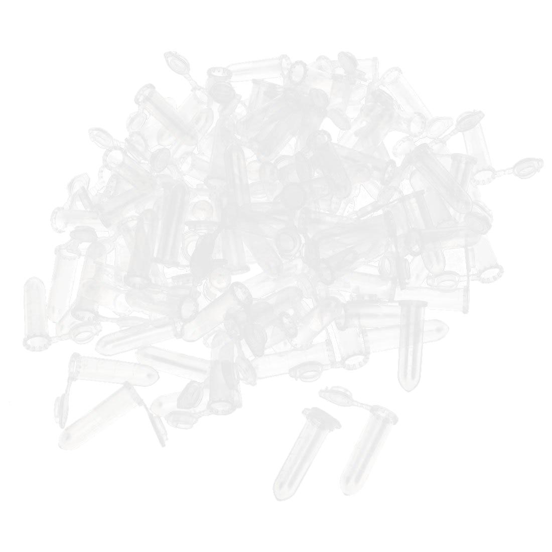 Sample Preparation Round Bottom Micro Centrifuge Tubes 2ml 500 Pcs