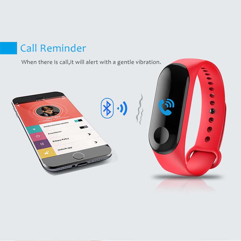 2019 New Smart Sports Watches Color Screen Pedometer fitness Bluetooth Smartwatch For Men Women Bracelet Wristwatch IP67 watch