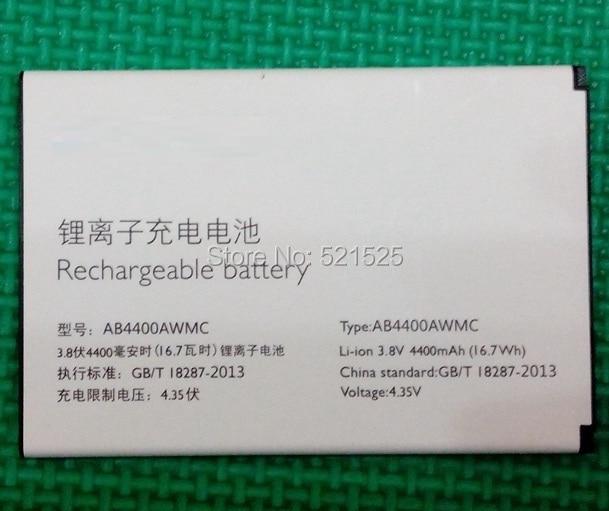Free shipping Original battery For PHILIPS V387 CTV387cellphone AB4400AWMC battery for Xenium mobile phone battery