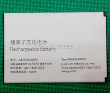 Free shipping,Original battery For PHILIPS V387 CTV387cellphone AB4400AWMC battery for Xenium mobile phone battery