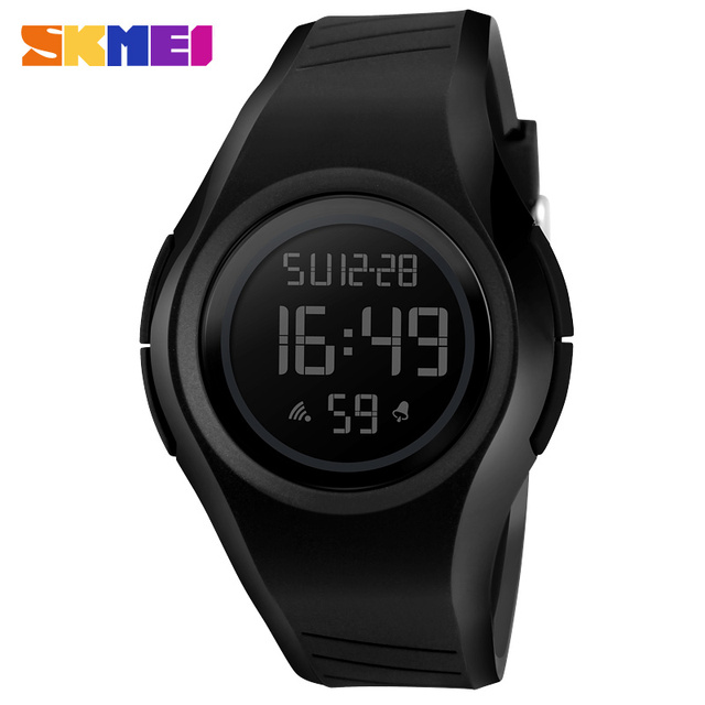 SKMEI Mens LED Digital Sports Watches Fashion Outdoor Military Watch Cute Jelly Student Wristwatches Relogio Masculino 1269