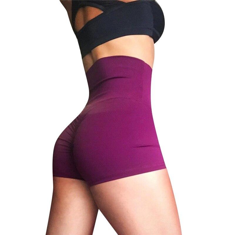 Liva Girl Sexy Push Up Fitness   Shorts   Women 2018 High Waist Compression Workout   Shorts   Women Active Wear Breath   short   feminino
