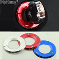 Car Ignition Switch Decorative Covers Key Hole Start Ring Sticker For Benz A C E GLK GLA CLA AMG 2015 2016 Car Accessories