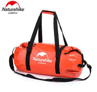 Naturehike Waterproof Bag 40L 60L 90L 120L Dry Bag Strap Storage Bag Outdoor Waterproof Pannier Climbing