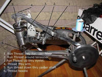 New Manual Shoe Sewing Mending Repair Machine Free Shipping