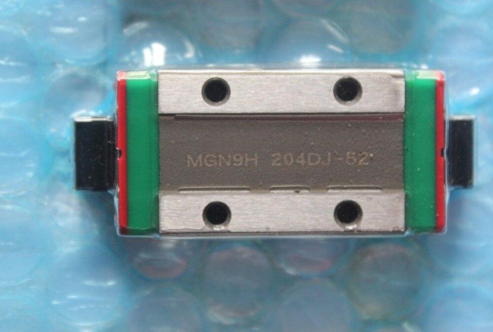 MGN9H HIWIN bloco de guia linear