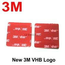 ФОТО  4cmx4cm 3M VHB 5952 Heavy Duty Double Sided Adhesive Acrylic Foam Tape   Car Camcorder DVR Holder 40x40mm