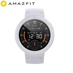 الإصدار العالمي Amazfit Verge لايت Smartwatch لتحديد المواقع غلوناس لتحديد المواقع بطارية طويلة الحياة ساعة رياضية للهاتف أندرويد iOS