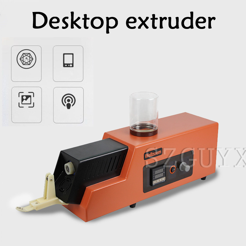 3d Filament Extruder / 3d Filament Manufacturer Desktop 3D Printing Consumable Extruder 1.75mm / 3mm