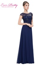 Navy Blue Mother of the Bride Dresses Ever Pretty EP08818  Mother Of The Bride Dresses Lace Short Sleeve