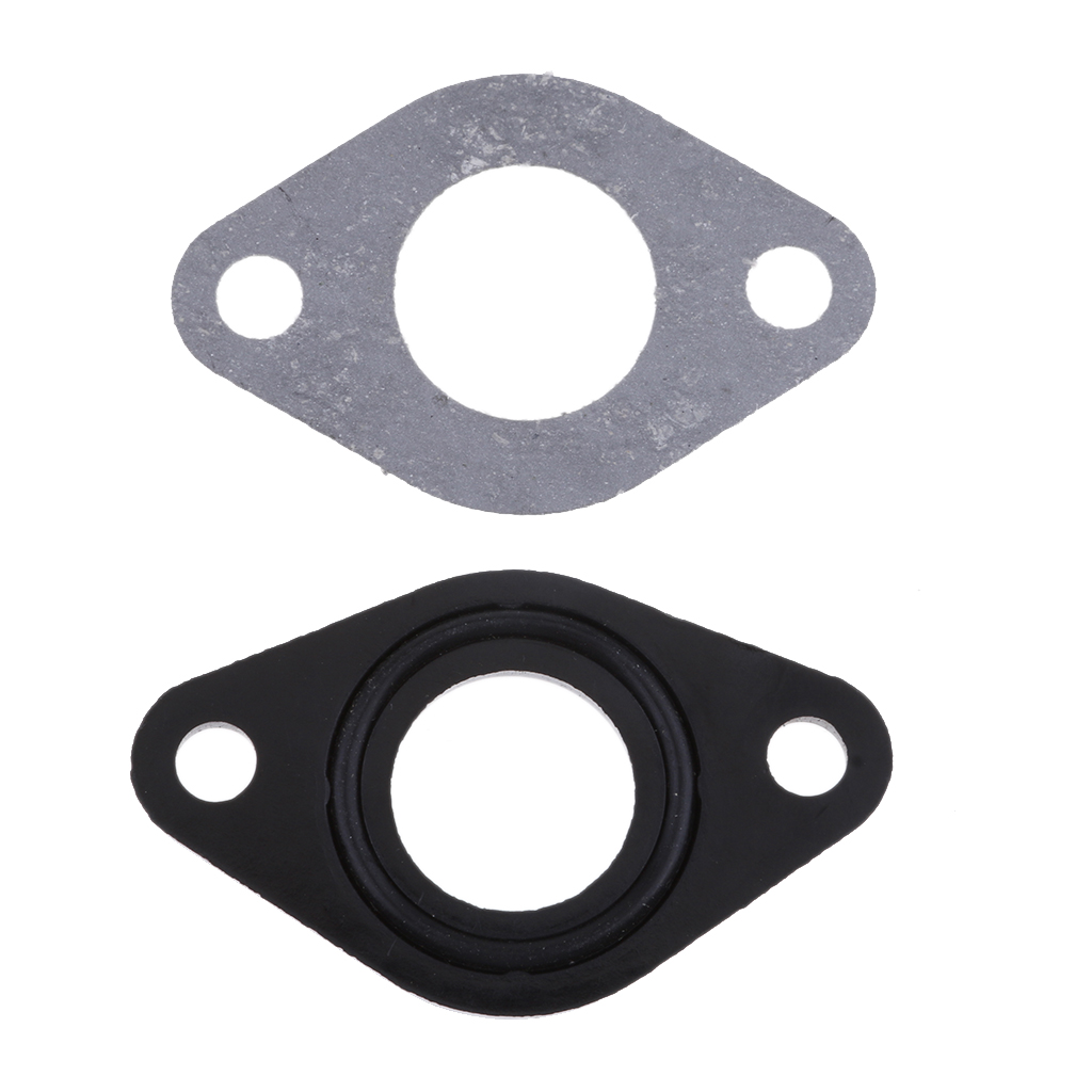 1 Set Carb Isolater <font><b>Carburetor</b></font> Gasket O Ring Spacer For 50cc <font><b>70cc</b></font> 90cc 110cc 125cc ATV / Dirt Bike / Scooter image