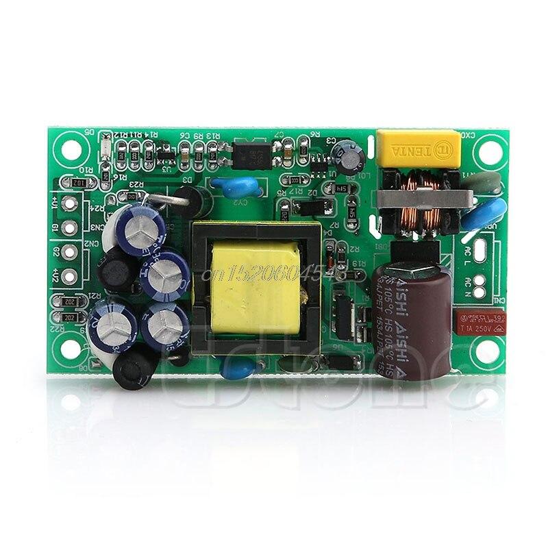 цена на Input AC85-265V Dual Out AC to DC Power Module Supply Isolation Output 24V/5V R06 Drop Ship